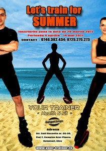 Let's Train for Summer