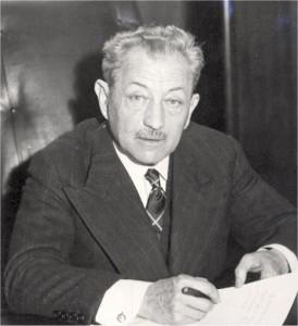 Eugene Schueller, fondatorul L'Oreal Paris