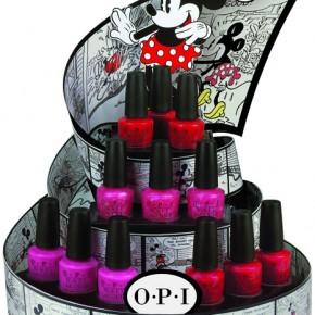 OPI lansează colecția ... Minnie Mouse