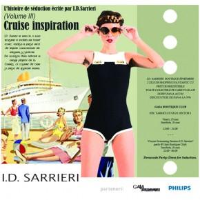 Cum să te simți ca la Cannes: Butic efemer I.D.Sarrieri