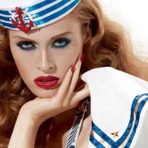 Remediul pentru zile ploioase: Colecția Hey, Sailor de la MAC