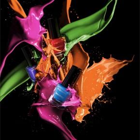 Cum să vezi viața în culori: Mini Nails de la Max Factor