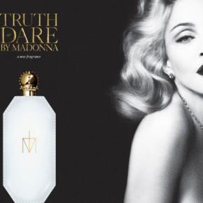 Adevăr sau provocare: Primul parfum al Madonnei
