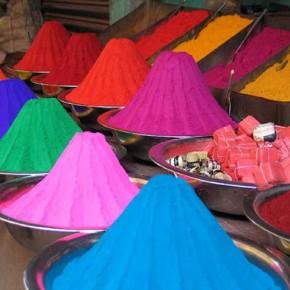 Lasă culorile să vină la tine sau Inspirația de week-end