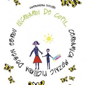 Ideasinaglass te invită la avanpremiera expoziției Lucrări de copil