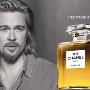 Din nou despre Chanel No5 și Brad Pitt. Inevitabil :)