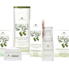 Despre beneficiile măslinului și noua gamă BIOLIV de la Cosmetic Plant