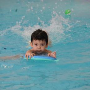 Promoție BabySpa pentru bebeluși înotători