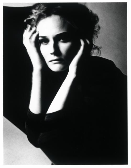 Diane Kruger_Karl Lagerfeld