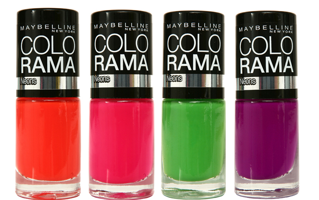 ColoramaNeonMaybelline