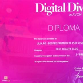 Sunt o Divă Digitală... mă rog, semiDivă :)