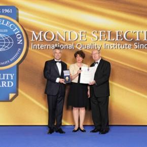 Cosmetic Plant, câștigător al marelui premiu la World Quality Selections 2013
