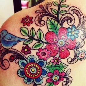 Tatuajele sau poveștile sufletului desenate pe corp