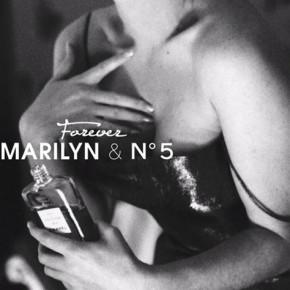 Marilyn Monroe este imaginea legendarului Chanel No 5. În sfârșit!