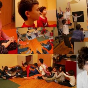 Curs instructor de yoga pentru copii, în București