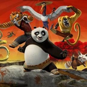 Kung Fu Panda din nou în acțiune pe nickelodeon